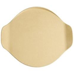 Pizza Passion Pizza stone, L40 x W35cm, cream