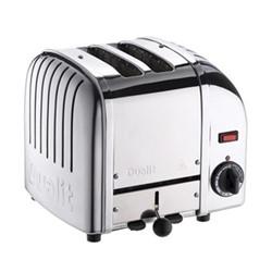 Classic Vario 2 slot toaster - 20245, polished
