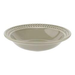 Botanic Garden Harmony Set of 4 pasta bowls, 23cm, stone