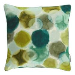 Momentum 12 Selenic Cushion, L43 x W43cm, chartreuse/topaz
