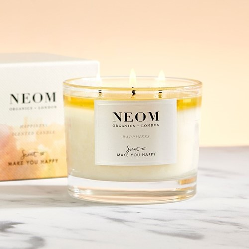 Scent to Make You Happy 3 wick scented candle