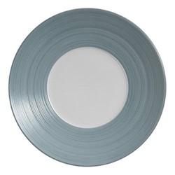 Hemisphere Charger plate, Dia32cm, storm blue
