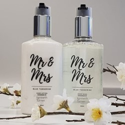 Blue Tangerine - Mr & Mrs Hand lotion, 300ml