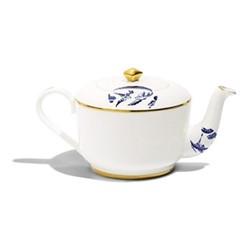 Details From Willow Medium teapot, H11.5cm - 660ml, gold