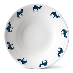 Camel Salad/Pasta bowl, H6.5 x Dia23cm