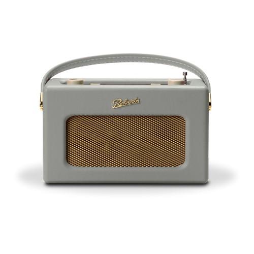 Revival RD70 DAB digital radio, H16 x W25.2 x D10.4cm, dove grey