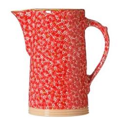 Lawn XL jug, H26cm, red