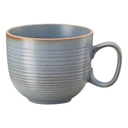 Nature Cappuccino cup, water blue