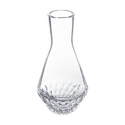 Folia Water jug, clear crystal