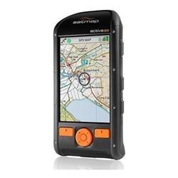 Active 20 Platinum GPS Unit, 15 x 7cm, grey