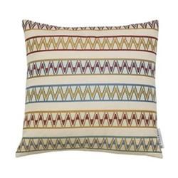 Palopo Cushion, 50 x 50cm, burgundy multi