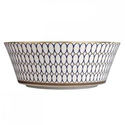 Renaissance Gold Round serving bowl, 25cm