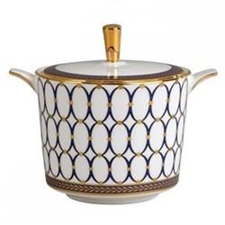 Renaissance Gold Covered sugar bowl, 20cl