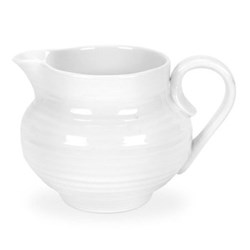 Ceramics Cream jug, 28cl, white