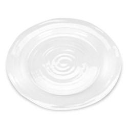 Ceramics Set of 4 tea plates, 15cm, white