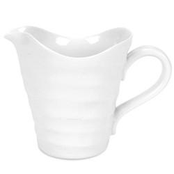 Ceramics Mini jug, 25cl, white