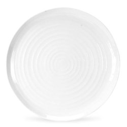 Ceramics Round platter, 30.5cm, white
