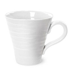 Ceramics Set of 4 mugs, 35cl, white