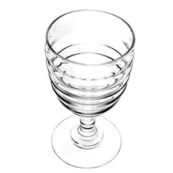 Glassware Pair of wine glasses, 28cl