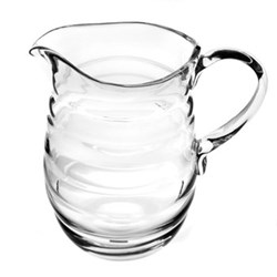 Glassware Jug with handle, 2 litre