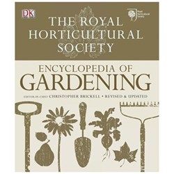 Encyclopedia of Gardening (RHS) - Christopher Brickell