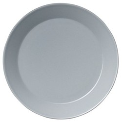 Teema Dessert plate, 21cm, pearl grey