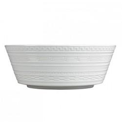 Intaglio Round serving dish, 27cm