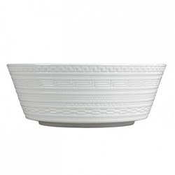Intaglio Round serving dish, 20cm