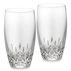 Lismore Essence Pair of highball glasses