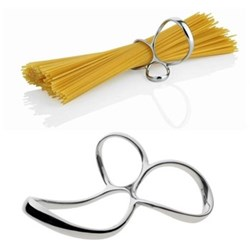 Voile by Paolo Gerosa Spaghetti measure, stainless steel