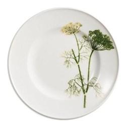 Herbaticum - Dill Dessert plate with rim, 19cm