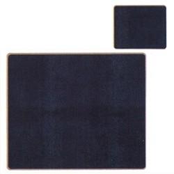 Texture Range - Lizard Set of 4 placemats, 30 x 22cm, black