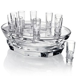 Abysse Caviar set, clear