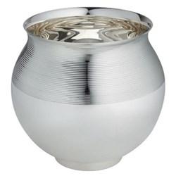 Transat Champagne bucket, silver plate