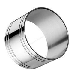 Nathalie Napkin ring, Christofle silver