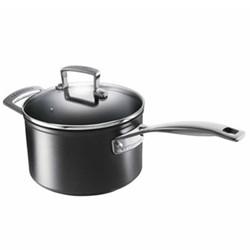 Toughened Non-Stick Saucepan, 16cm - 1.8 litre