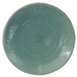 Tourron Pair of side plates, 17cm, jade