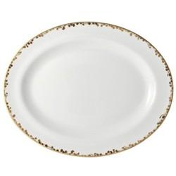 Capucine Oval platter, 33cm