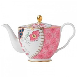 Harlequin Collection - Butterfly Bloom Teapot