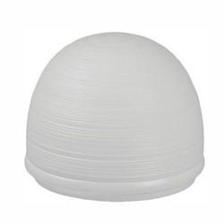 Hemisphere Butter set, 7.5cm, white