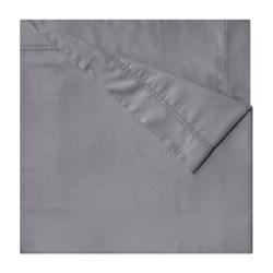 Triomphe Super king size duvet cover, 260 x 220cm, platinum