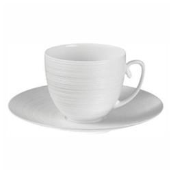 Hemisphere Cappuccino cup, white