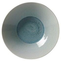 Vuelta Pair of soup plates, 23cm, ocean blue