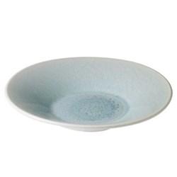 Vuelta Pair of soup plates, 20cm, ocean blue