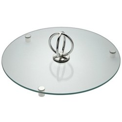 Latitude Cheese tray, silver plate