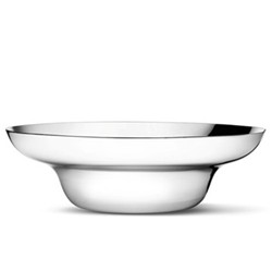 Alfredo Salad bowl, 29cm, stainless steel