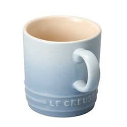 Stoneware Espresso mug, 100ml, coastal blue