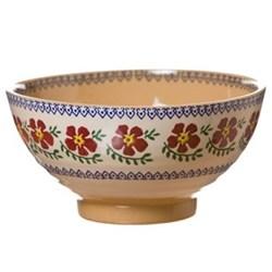 Old Rose Medium bowl, D16 x H8cm