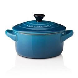 Stoneware Petite round casserole, 9cm - 250ml, marseille