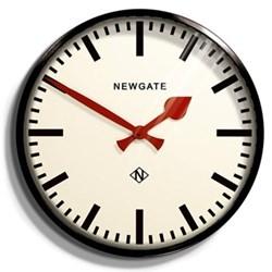 Putney Wall clock, Dia45cm, black metal